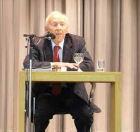 Botschafter a.D. Bernd Oldenkott (Abitur 1943)